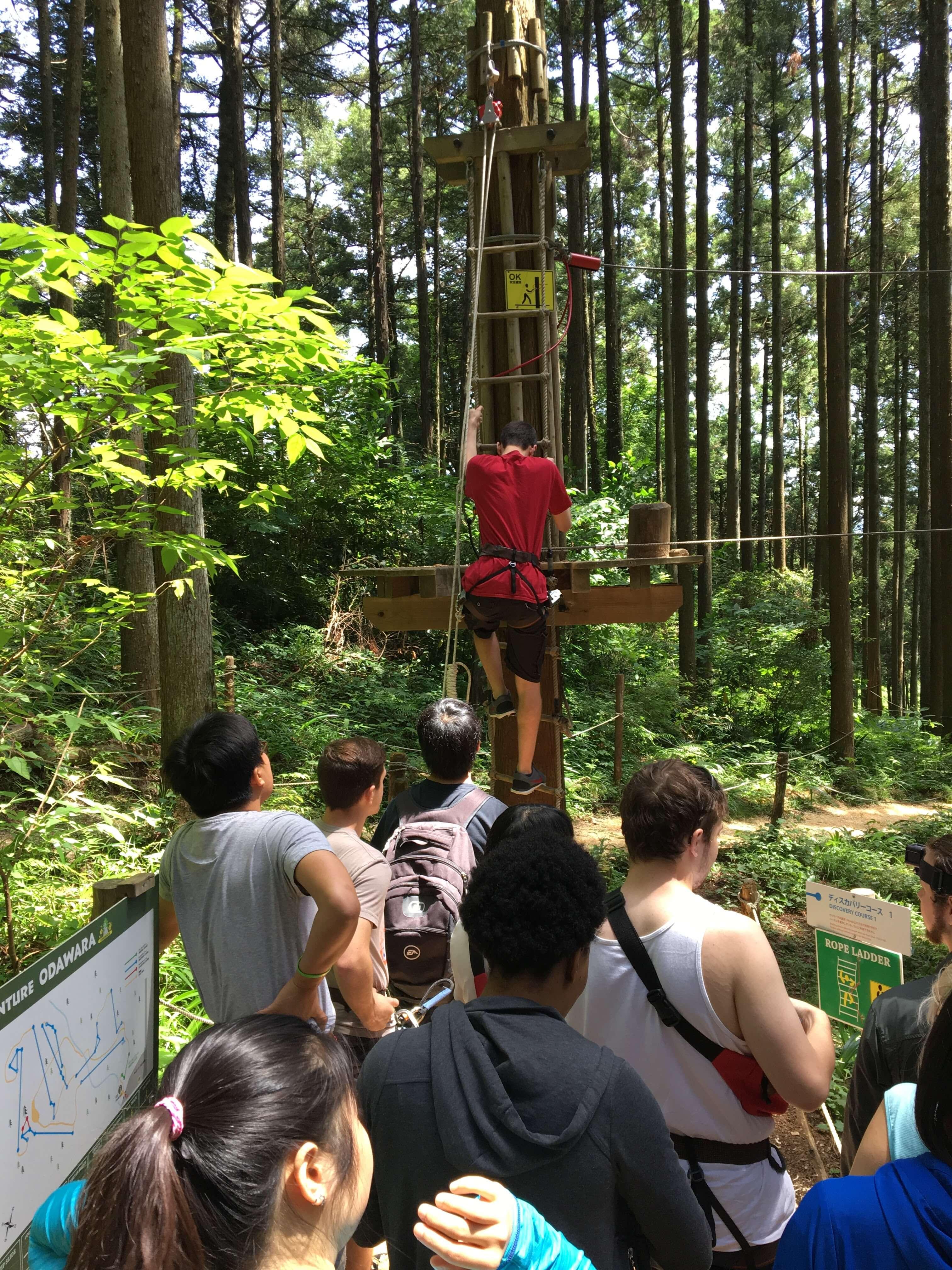 6  11  sat  odawara forest adventure day trip  u2013 student