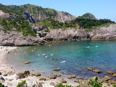 Shikinejima Niijima Island Trip Student Activities Temple